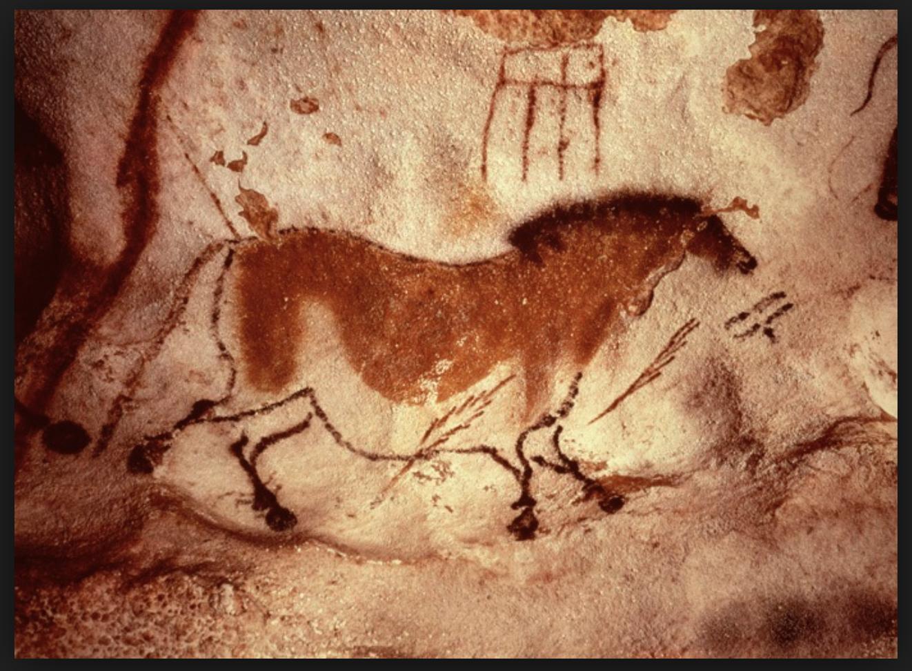 lascaux art cave paintings how to paint