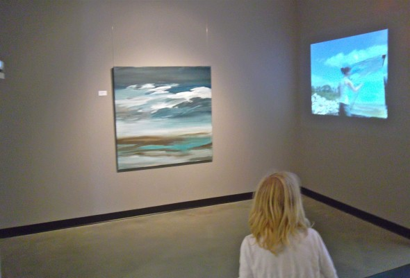 art galleries unpredictable no narrative what to expect? janet bright