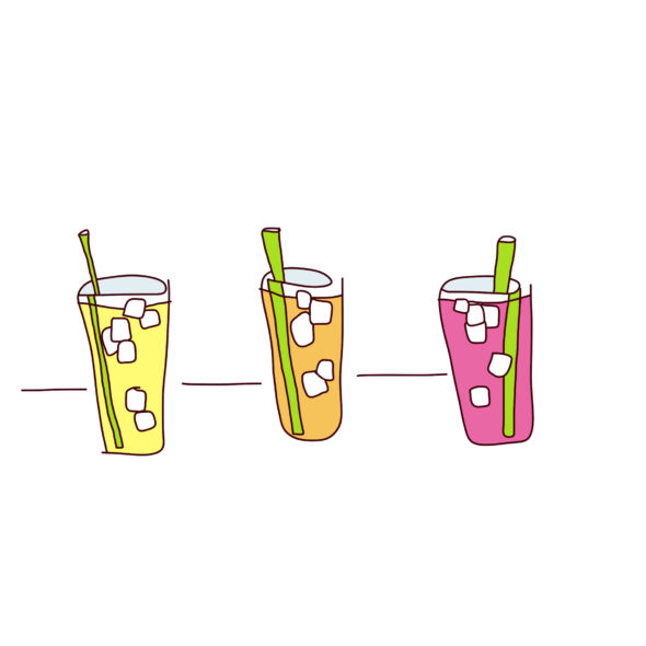 art every day number 51 digital drawing straws