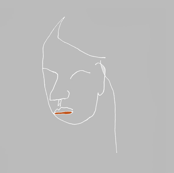 art every day number 102 illustration drawing recognition face