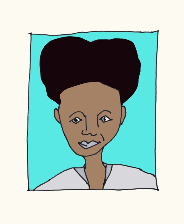 art every day number 176 personal profile no. 3 chelsea illustration drawing