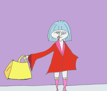 art every day number 238 hand it over shopping get what we want